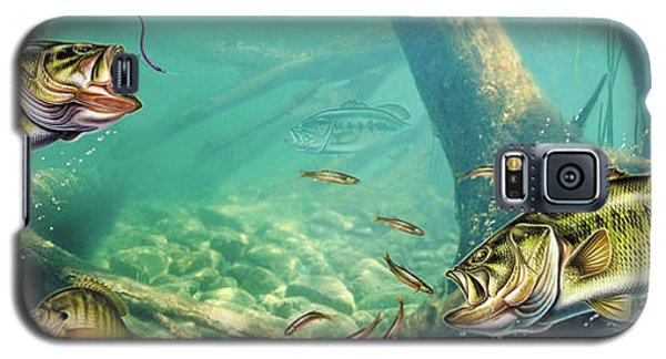 Bass Lake Galaxy S5 Case by JQ Licensing