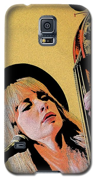Bass Player Galaxy S5 Case by Jim Mathis