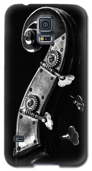 Bass Violin Galaxy S5 Case