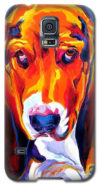Basset - Ears Galaxy S5 Case