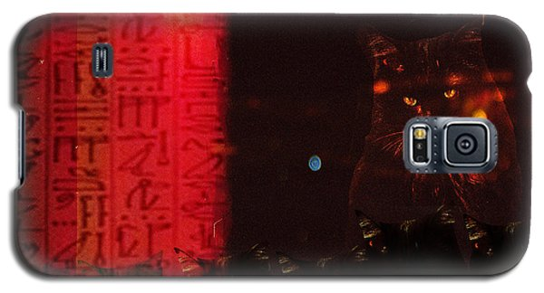 Bastet's Minions Galaxy S5 Case by Ann Tracy