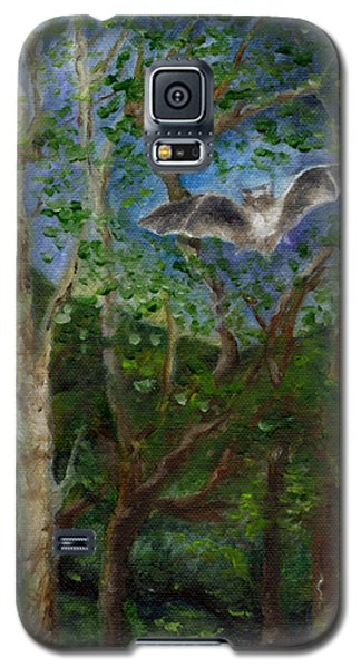Bat Medicine Galaxy S5 Case