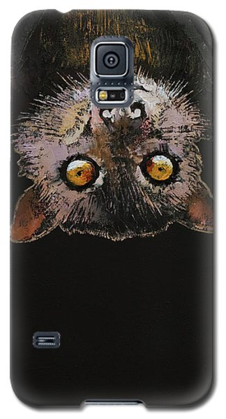 Bat Galaxy S5 Case by Michael Creese