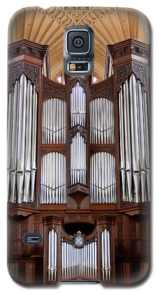 Bath Abbey Organ Galaxy S5 Case