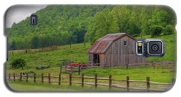 Galaxy S5 Case featuring the photograph Bath Barn 0428a by Guy Whiteley