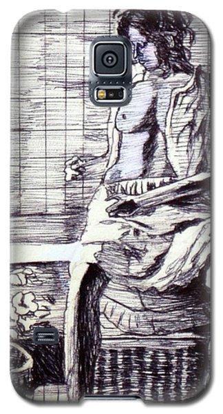 Bath Time Galaxy S5 Case