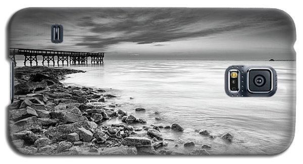 Galaxy S5 Case featuring the photograph Bathe In The Winter Sun by Edward Kreis