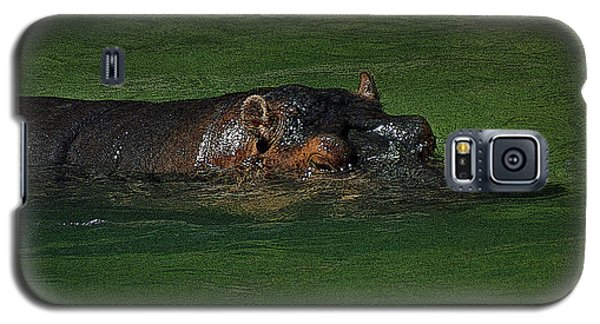 Bathing Time Galaxy S5 Case