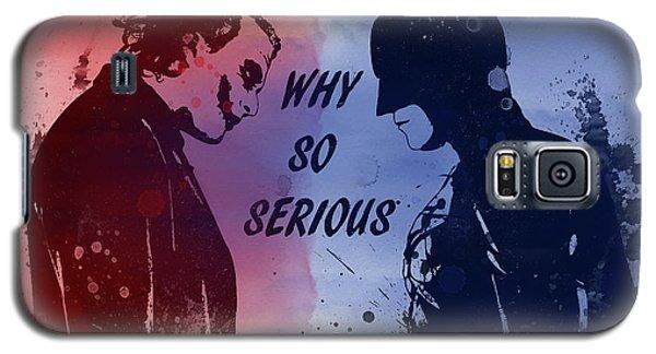 Batman And Joker Galaxy S5 Case
