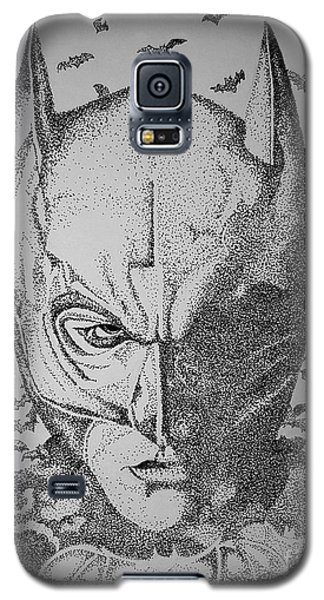 Batman Flight Galaxy S5 Case