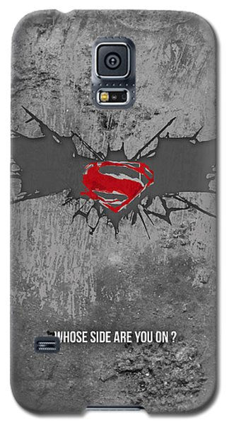 Ben Affleck Galaxy S5 Case - Batman V Superman by Parikshit Deshmukh