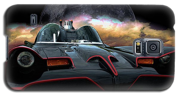 Batmobile Galaxy S5 Case