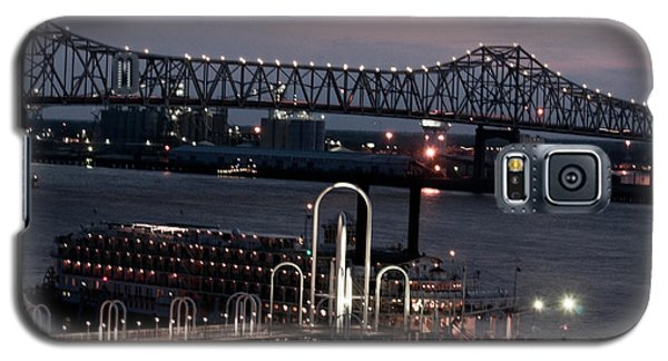 Baton Rouge Bridge Galaxy S5 Case