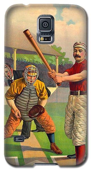 Batter Up 1895 Galaxy S5 Case