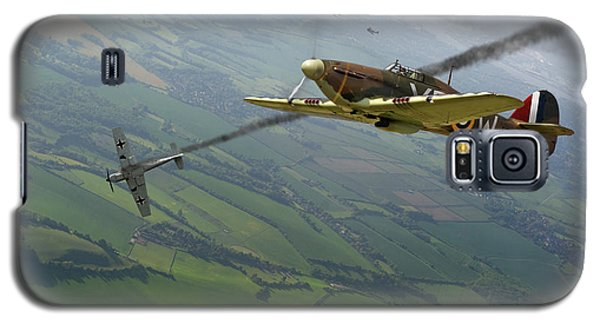 Battle Of Britain Dogfight Galaxy S5 Case
