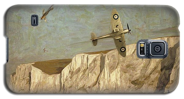 Battle Of Britain Over Dover Galaxy S5 Case