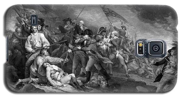 Battle Of Bunker Hill Galaxy S5 Case by War Is Hell Store