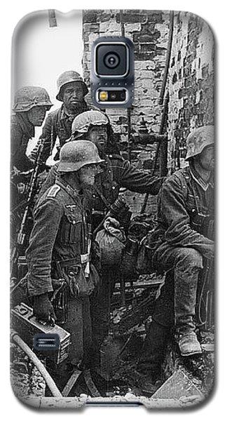 Battle Of Stalingrad  Nazi Infantry Street Fighting 1942 Galaxy S5 Case