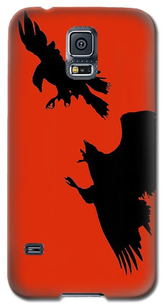 Battle Of The Eagles Galaxy S5 Case