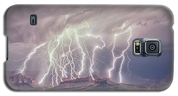 Battle Of The Gods Galaxy S5 Case