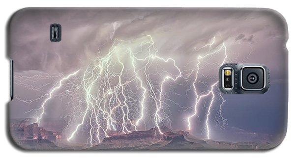 Battle Of The Gods Galaxy S5 Case