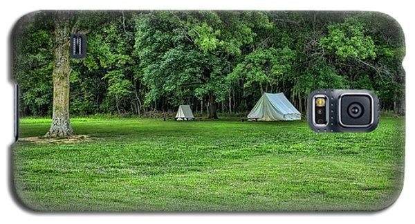 Battlefield Camp 2 Galaxy S5 Case