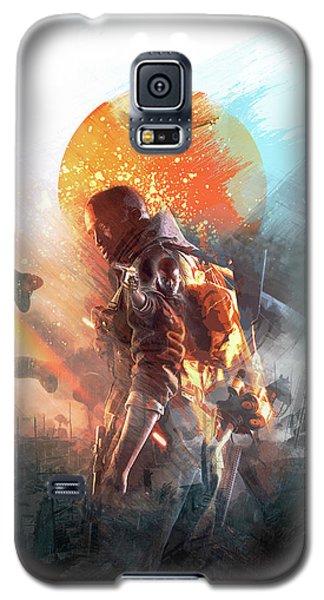 Battlefield Poster Galaxy S5 Case