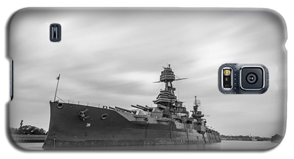 Battleship Texas Galaxy S5 Case