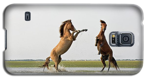 Battling Mustangs Galaxy S5 Case