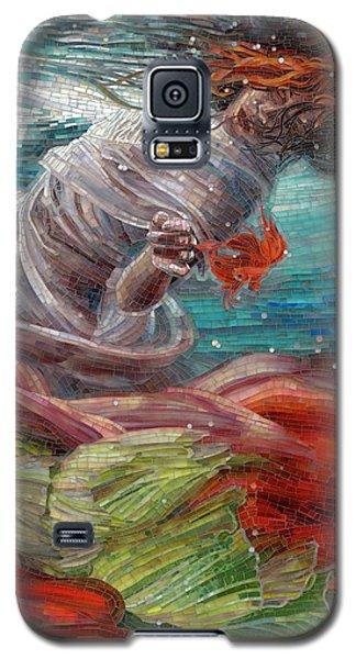 Batyam Galaxy S5 Case by Mia Tavonatti