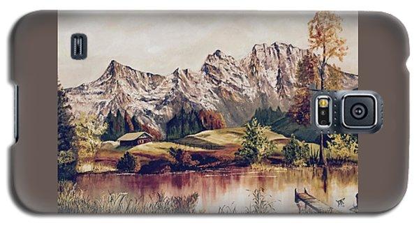 Bavarian Landscape Galaxy S5 Case