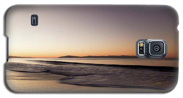 Bay At Sunrise Galaxy S5 Case