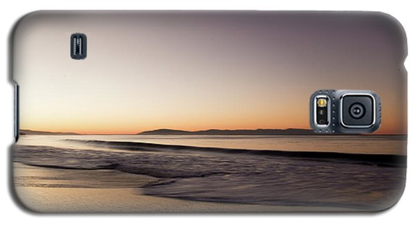 Bay At Sunrise Galaxy S5 Case
