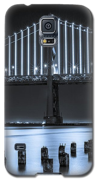 Bay Bridge 2 In Blue Galaxy S5 Case