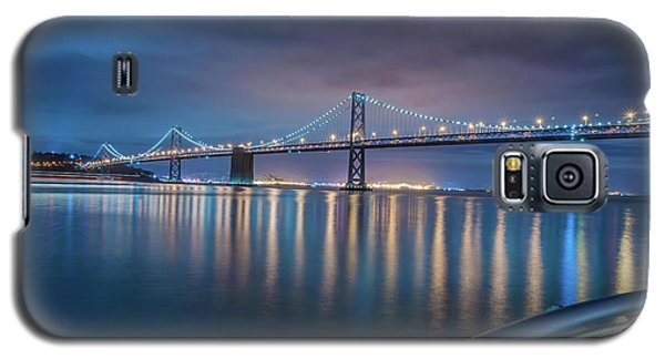 Bay Bridge Blues Galaxy S5 Case