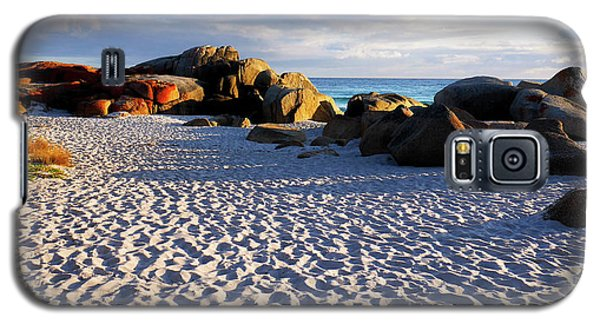 Bay Of Fires Sunrise Galaxy S5 Case by Lexa Harpell