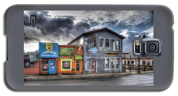 Bay Street Morning Galaxy S5 Case by Thom Zehrfeld