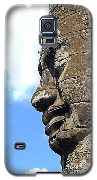 Bayon Face Galaxy S5 Case