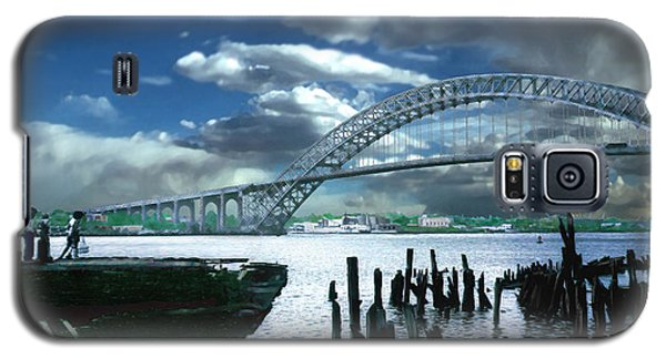 Bayonne Bridge Galaxy S5 Case