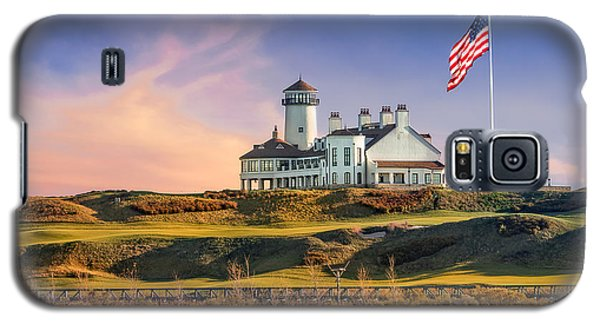 Bayonne Golf Club Galaxy S5 Case