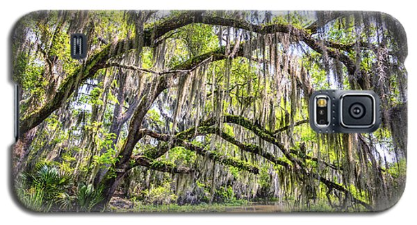 Bayou Cathedral Galaxy S5 Case