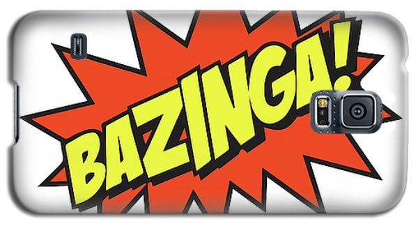 Bazinga  Galaxy S5 Case