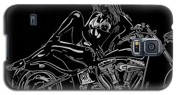 Bb Five Galaxy S5 Case by Mayhem Mediums