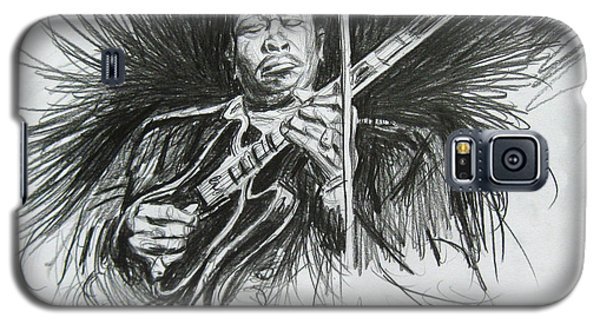 Bb King Galaxy S5 Case