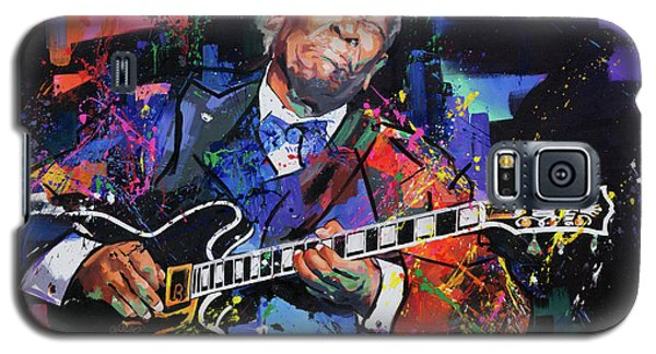 Bb King Galaxy S5 Case by Richard Day