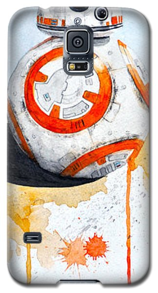 BB8 Galaxy S5 Case by David Kraig
