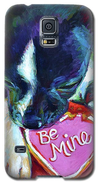 Be Mine Galaxy S5 Case by Robert Phelps