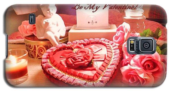 Be My Valentine Galaxy S5 Case