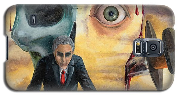 Be Secret And Exult Galaxy S5 Case
