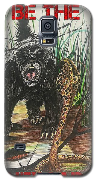 Be The Honey Badger Galaxy S5 Case